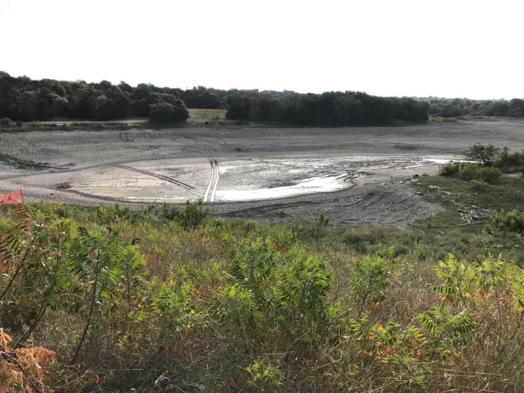 Dam Repair