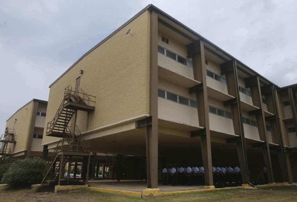 Repair of BMT Recruit Housing