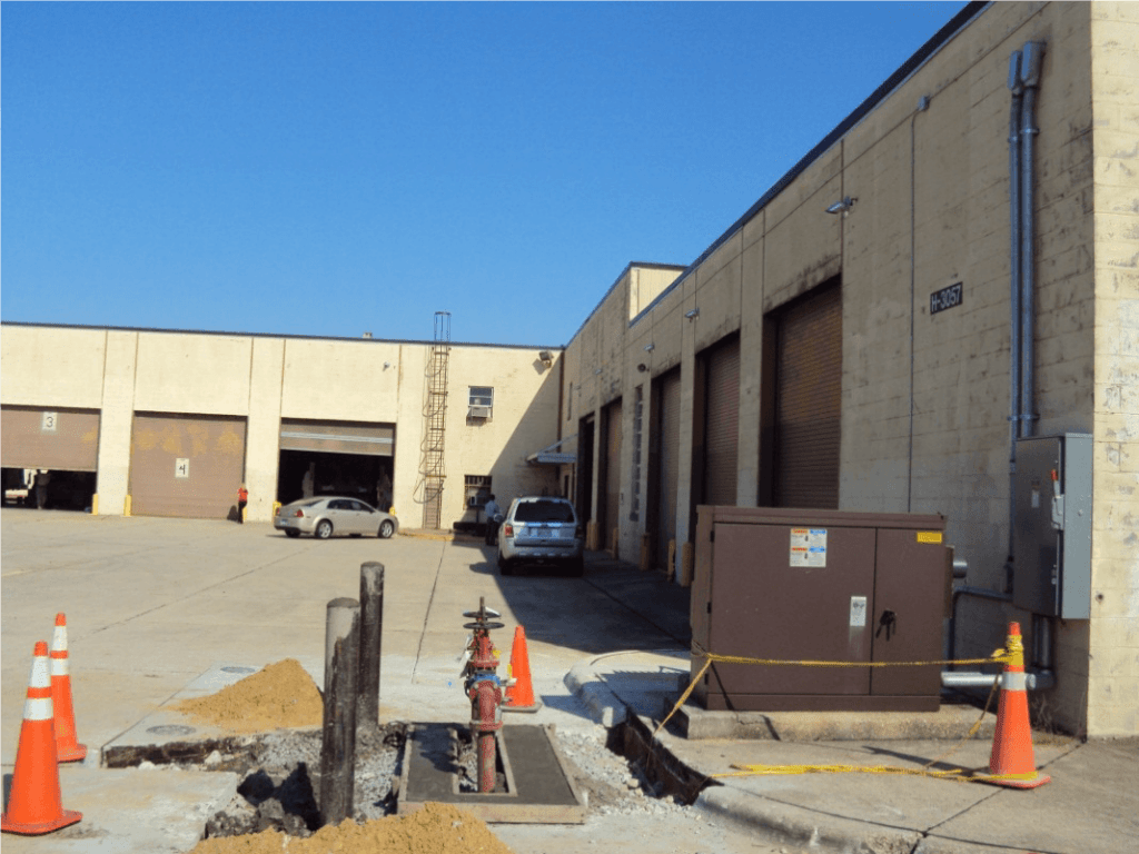 Equipment Maintenance Facility Renovations