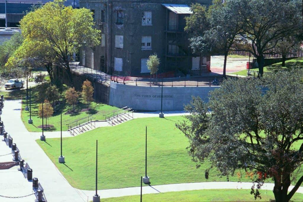 Historic Allen's Park Redevelopment
