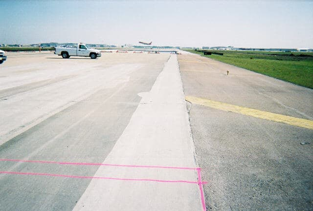 Airfield Pavement Rehabilitation Hobby Airport