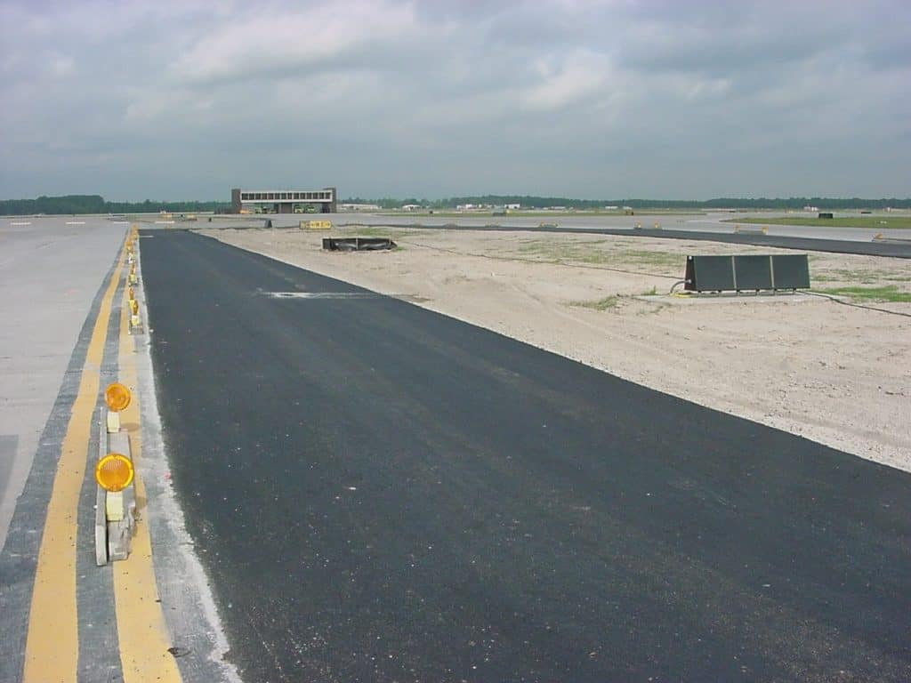 Airport Runway Pavement Rehabilitation, Hobby Airport