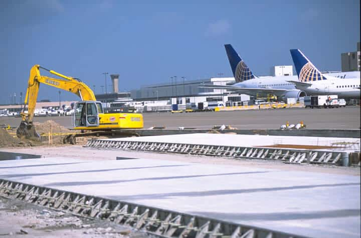 Taxiway Drainage Rehabilitation at George Bush IAH